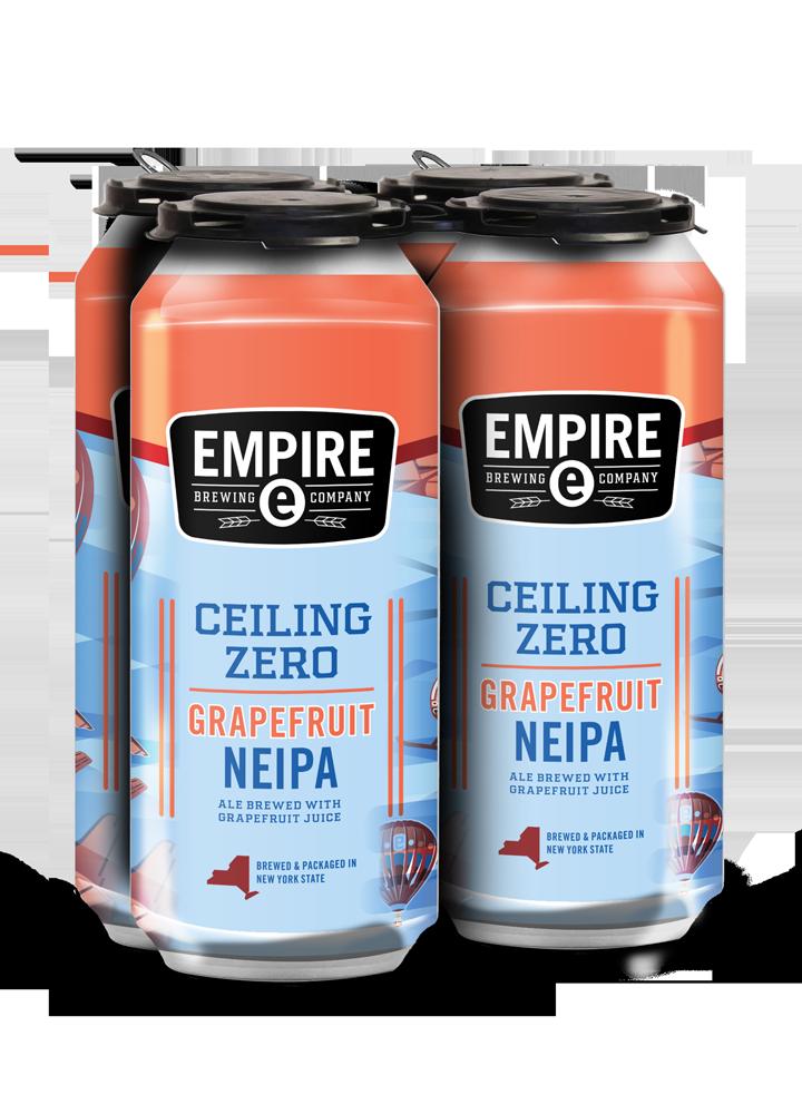 Ceiling Zero NEIPA 4 pack