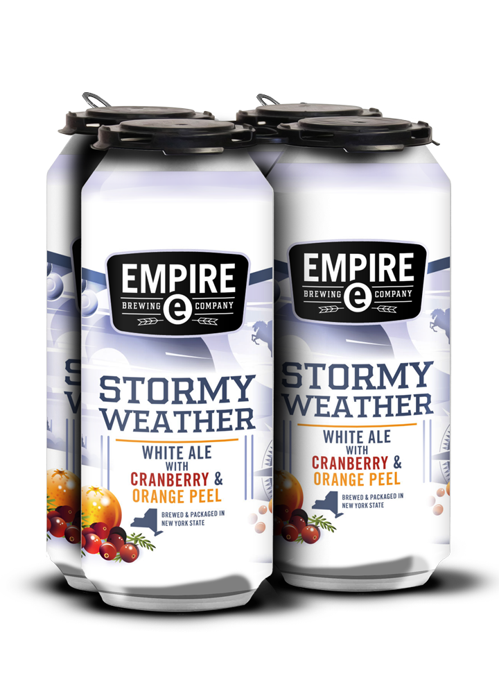 Stormy Weather White Ale
