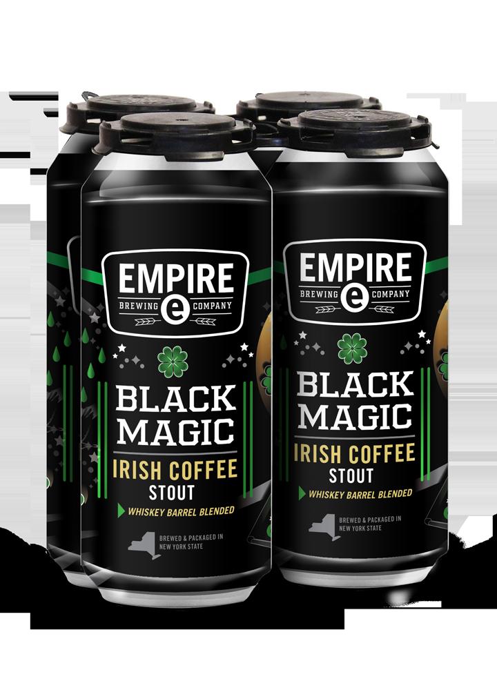 black magic irish cream stout