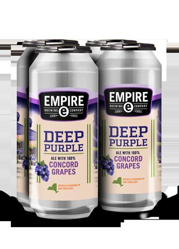 Deep Purple ale 4 pack